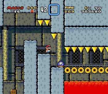 Super Mario World (SNES) - 088