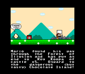Super Mario World (SNES) - 095