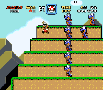 Super Mario World (SNES) - 101