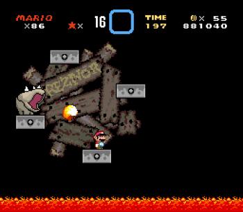 Super Mario World (SNES) - 111