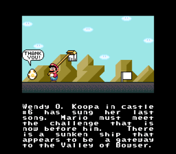 Super Mario World (SNES) - 123