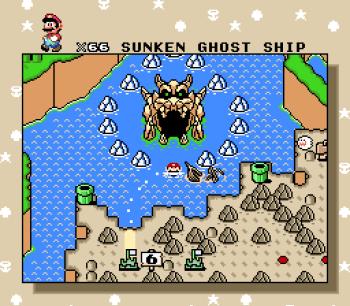 Super Mario World (SNES) - 130