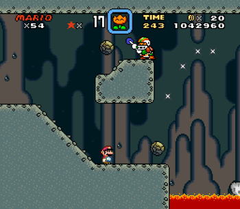 Super Mario World (SNES) - 138