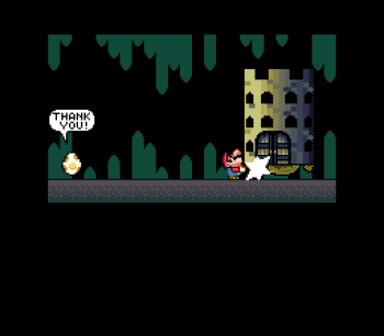 Super Mario World (SNES) - 148