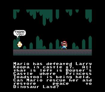 Super Mario World (SNES) - 149