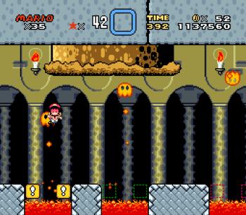 Super Mario World (SNES) - 150