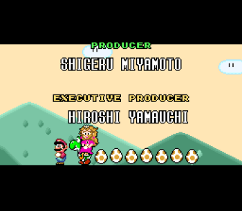 Super Mario World (SNES) - 173