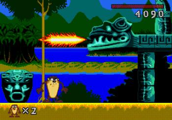 Taz-Mania (Genesis) - 71