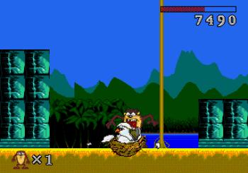 Taz-Mania (Genesis) - 81