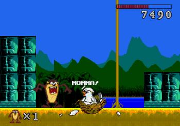 Taz-Mania (Genesis) - 82