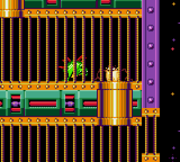Taz in Escape From Mars (Game Gear) - 04