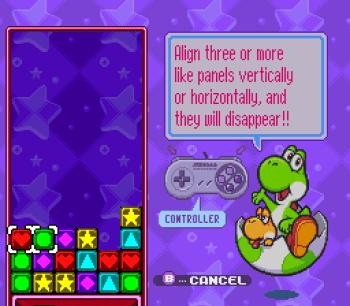 Tetris Attack SNES - 02