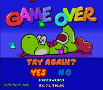 Tetris Attack SNES - 22