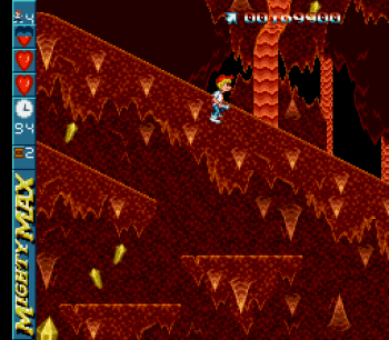 The Adventures of Mighty Max (Genesis) - 10