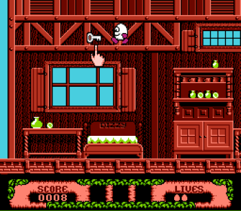 The Fantastic Adventures of Dizzy (NES) - 04
