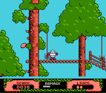 The Fantastic Adventures of Dizzy (NES) - 06