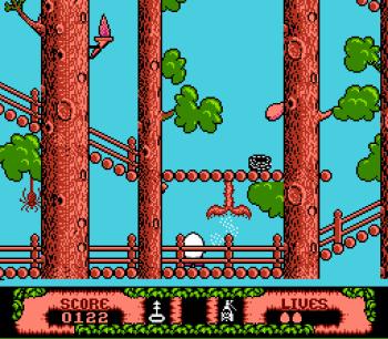 The Fantastic Adventures of Dizzy (NES) - 09
