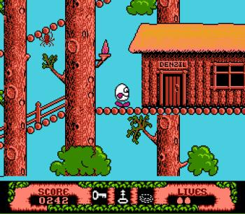 The Fantastic Adventures of Dizzy (NES) - 11