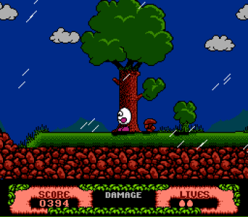 The Fantastic Adventures of Dizzy (NES) - 13