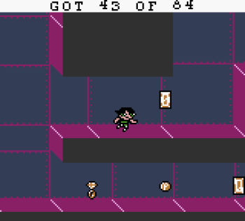 The Powerpuff Girls - Paint the Townsville Green (Gameboy Color) - 05