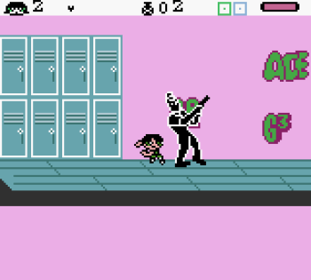 The Powerpuff Girls - Paint the Townsville Green (Gameboy Color) - 09