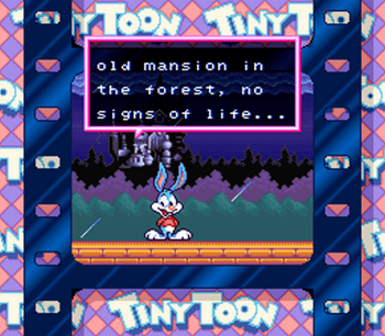 Tiny Toon Adventures - Buster Busts Loose! (SNES) - 44