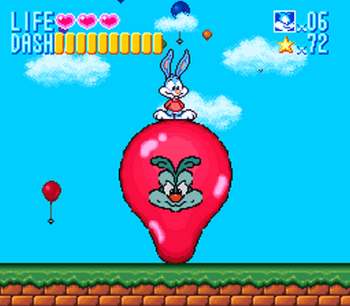 Tiny Toon Adventures - Buster Busts Loose! (SNES) - 66