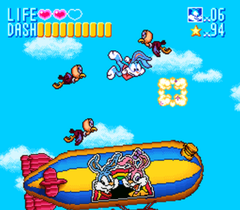 Tiny Toon Adventures - Buster Busts Loose! (SNES) - 68