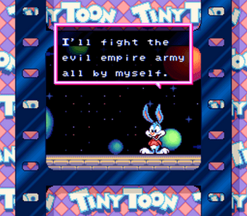 Tiny Toon Adventures - Buster Busts Loose! (SNES) - 76