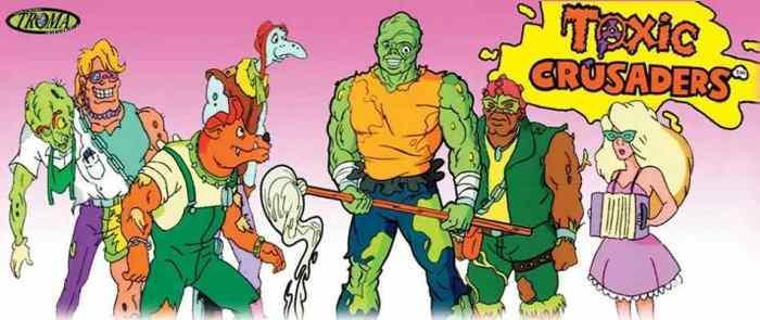 Toxic Crusaders (3)
