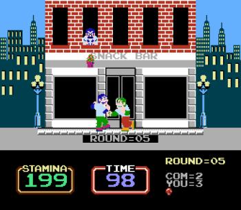 Urban Champion (NES) - 06