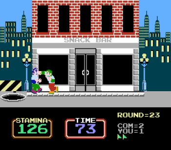 Urban Champion (NES) - 10