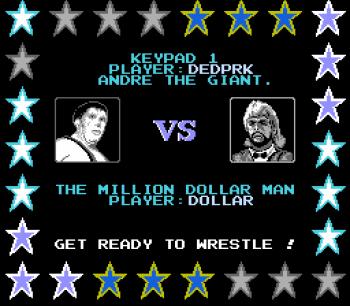 WWF WrestleMania (NES) - 04