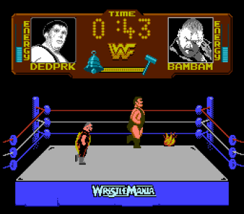 WWF WrestleMania (NES) - 09