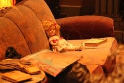 Uber Creepy Doll, Tower of Terror Lobby