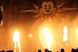 Hail satan Mickey!