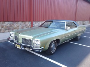 1972 Oldsmobile 98 Coupe