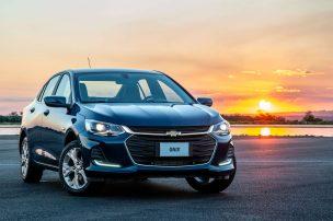Chevrolet Onix 2021 exterior