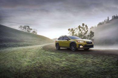 Subaru XV 2021 exterior