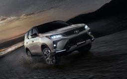 Toyota Fortuner Legender 2021