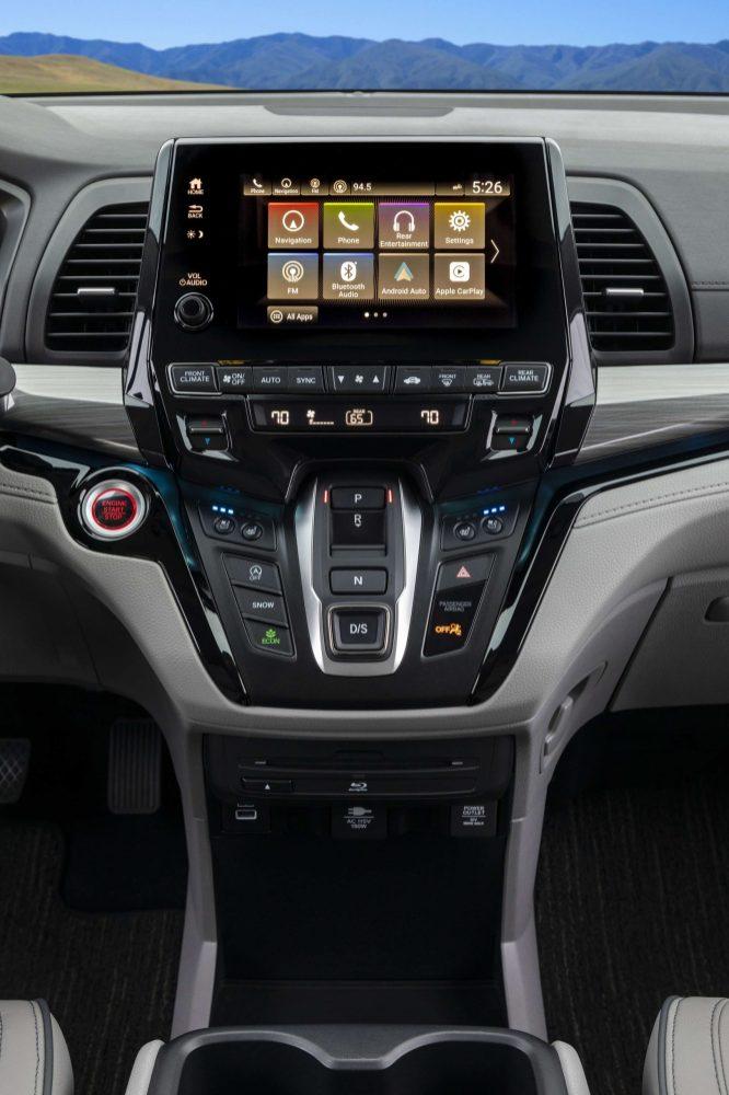 Así se ve el nuevo Honda Odyssey 2021 - Deagencia
