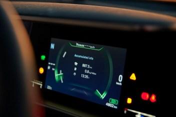 Hyundai Nexo 2021 interior