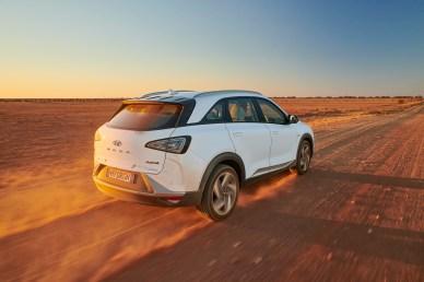 Hyundai Nexo 2021 exterior