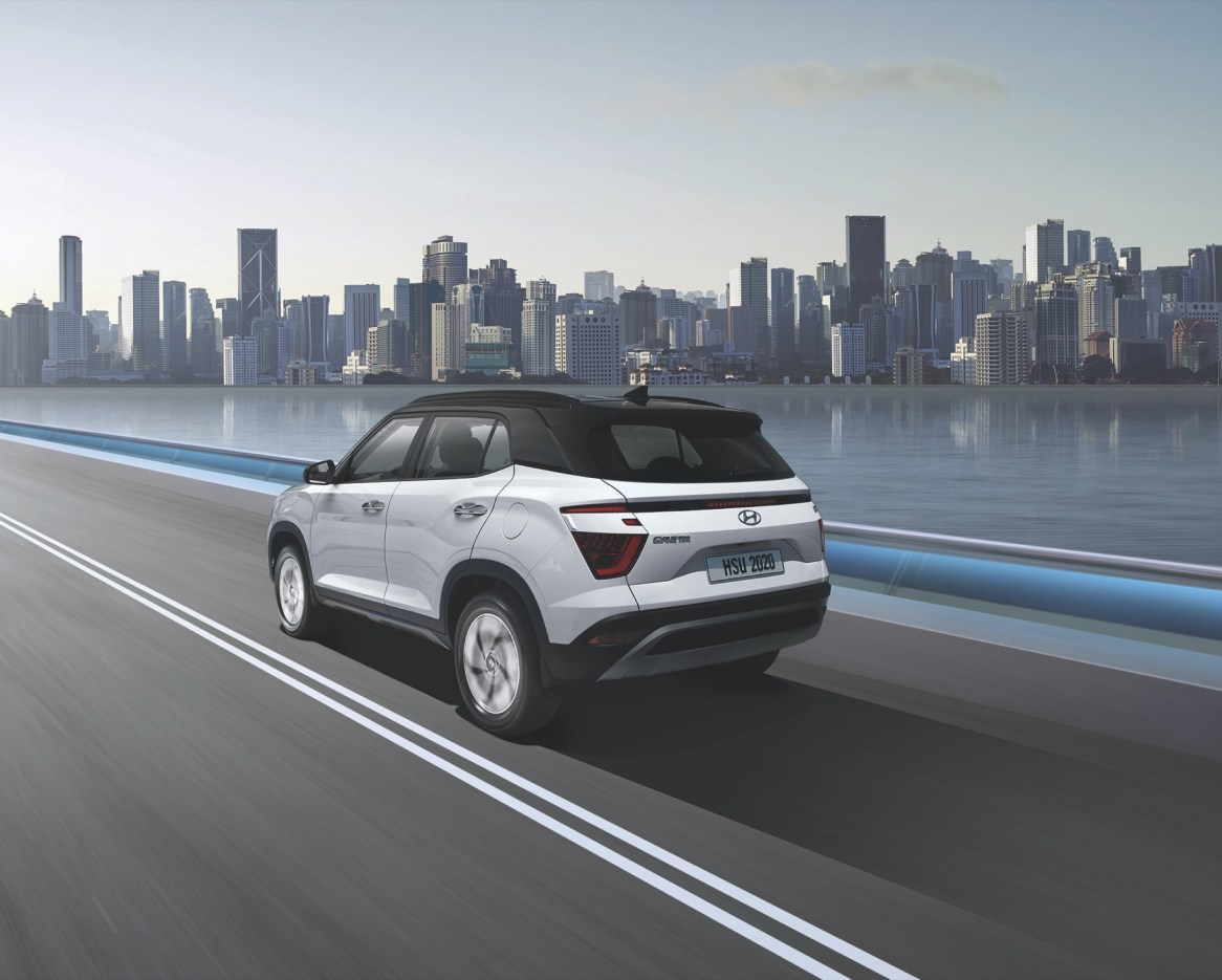 Hyundai Creta 2021 exterior