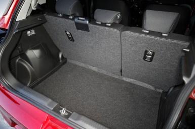 Suzuki Swift híbrido interior