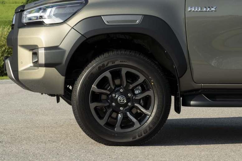 Toyota Hilux 2021 Invencible - deagenciapa.com - 011