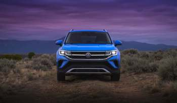 Volkswagen Taos Comfortline Plus lleno