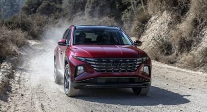 El Hyundai Tucson 2022 llega a Panamá importado desde Corea del Sur