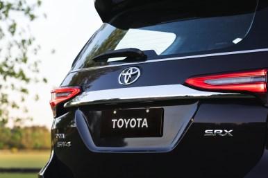 Toyota Fortuner 2021 exterior