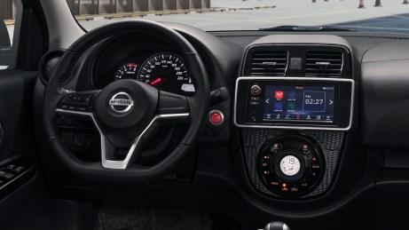 Nissan March 2021: Así es su actualización